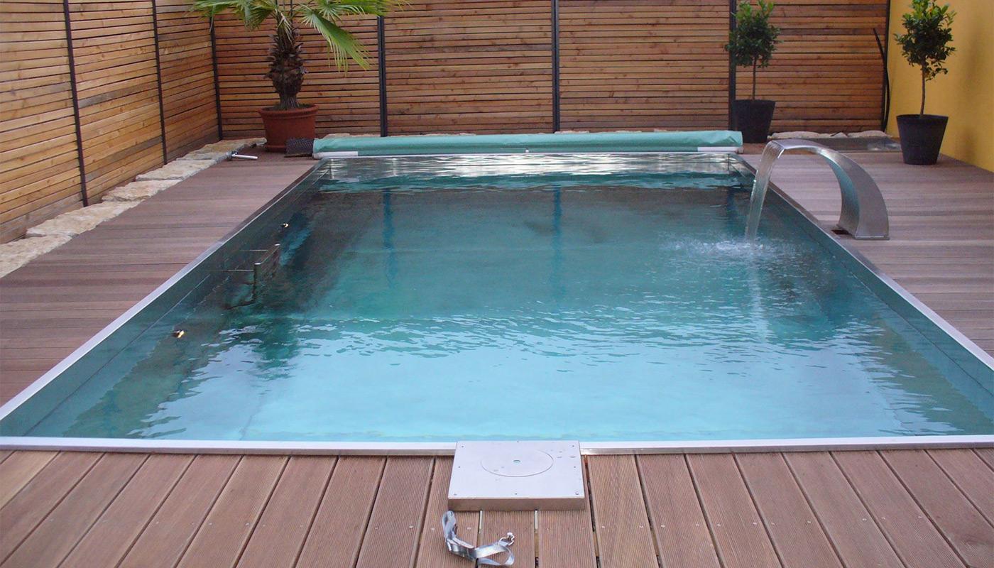 hochwertige pools aus edelstahl von ortner schwimmbadtechnik edelstahlpools. Black Bedroom Furniture Sets. Home Design Ideas